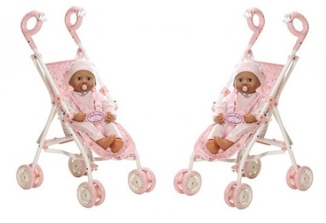 Dolls and Prams