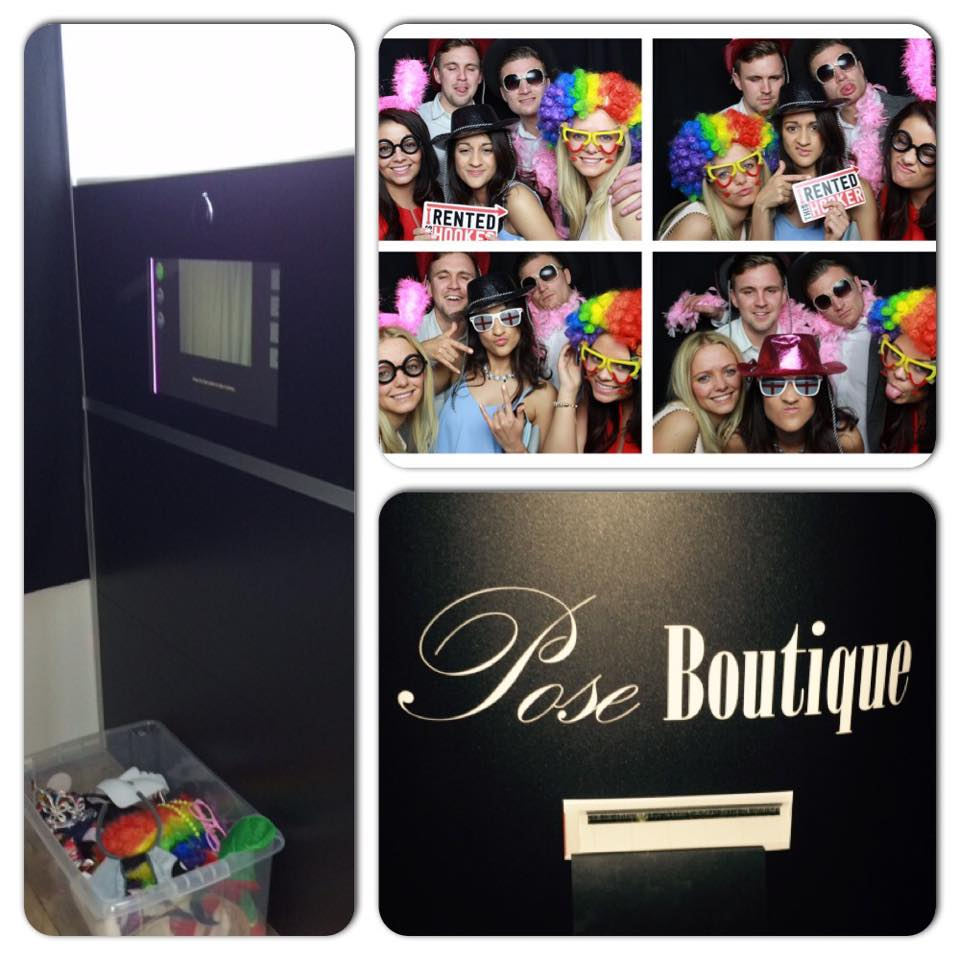 Pose Boutique Photo Booth